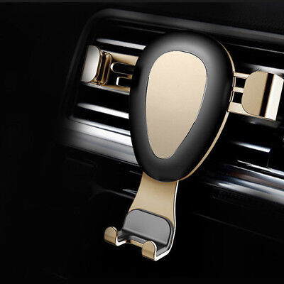 Universal 360° Rotation Car Air Vent Mount Cradle Magnetic Phone Holder Stand