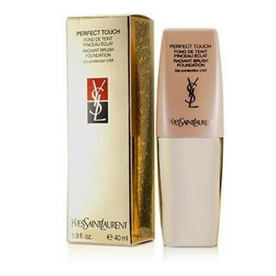 Yves Saint Laurent Perfect Touch Radiance Radiant Brush Foundation Beige Rose 55