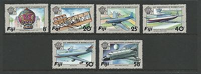 1983 Manned Flight  Set of 6 SG 659 - 664  Complete MUH/MNH as Purchased