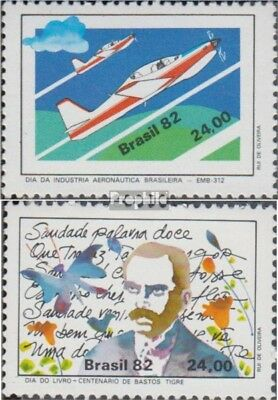 Brazil 1930,1931 (complete.issue.) unmounted mint / never hinged 1982 Aerospace,