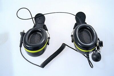 A-Kabel Ak5850 Noise Cancelling Headset & Microphone Helmet Attachment