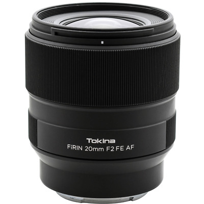 Tokina Firin 20mm F2 AF Auto Focus Lens - Sony FE mount
