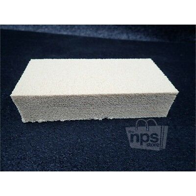 "Lot of 36 Jon-Don CA-DCSM-CS Dry Cleaning Sponges Non-Greasy 3""X6""X1.5"""