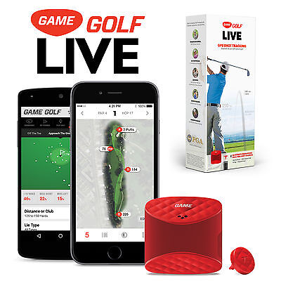 Game Golf Live 2018 Tracking Device Training Golf Gadget Gift For Him