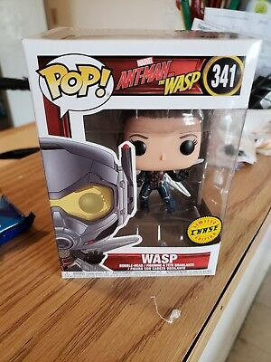 Funko Pop Marvel Ant-Man and the Wasp WASP CHASE! #341
