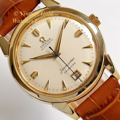 Omega Seamaster 'Calendar', 14Ct, 1950 - Fully Restored And Immaculate!