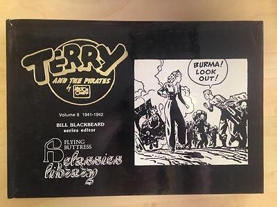 Terry and the Pirates Vol 8   1941-1942    Flying Buttress    HC   866/1400