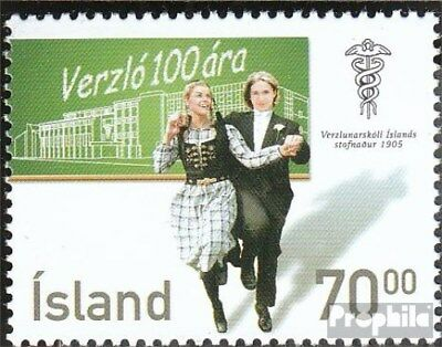 Iceland 1110 (complete.issue.) fine used / cancelled 2005 commercial