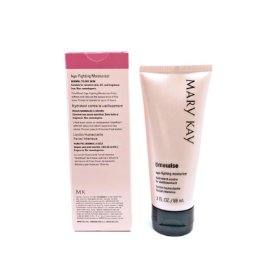Mary Kay TimeWise Age Fighting Moisturizer Normal to Dry--FRESH  (Free Shipping)