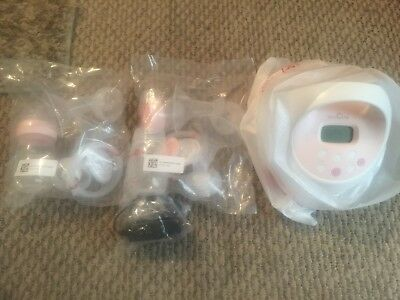 New Pink Spectra Baby USA S2 Plus Breast Pump And Kit