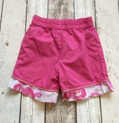 M&Co baby 6-9 month girls shorts