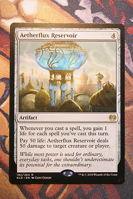 Aetherflux Reservoir   mtg VO english NM