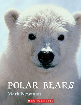 POLAR BEARS by Mark Newman (NEW Children's Paperback: photos, Arctic North Pole)