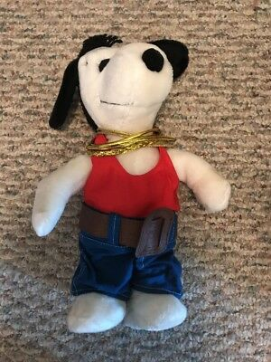 Two 1968 snoopy Mr.T Dolls In Great Condition. VINTAGE And RARE