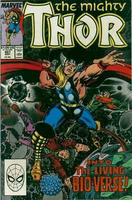 Thor (1966 series) #407 in Very Fine minus condition. Marvel comics
