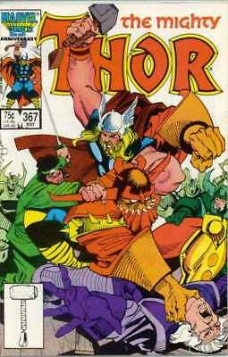 Thor (1966 series) #367 in Very Fine minus condition. Marvel comics
