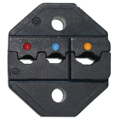 Eclipse Crimp Die Set #300-101 for Red, Yellow & Blue Thin Style Insulated Term