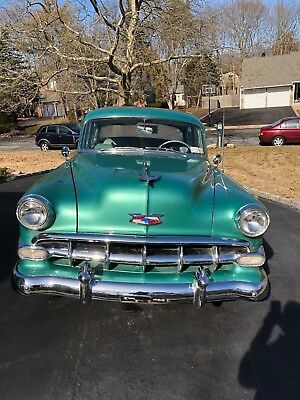 1954 Chevrolet Bel Air/150/210  1954 Chevy Bel Air