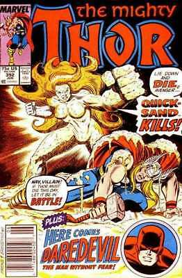 Thor (1966 series) #392 in Very Fine minus condition. Marvel comics