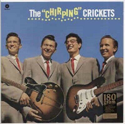 Buddy Holly & The Crickets The Chirping Crickets 180gm MONO vinyl LP NEW/SEALED