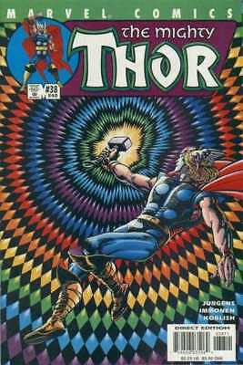 Thor (1998 series) #38 in Near Mint minus condition. Marvel comics