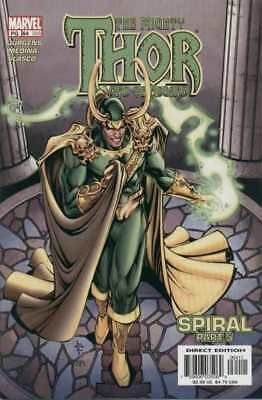 Thor (1998 series) #64 in Near Mint minus condition. Marvel comics