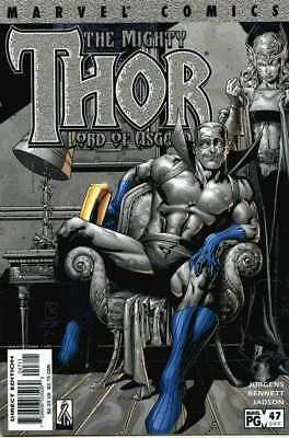 Thor (1998 series) #47 in Near Mint minus condition. Marvel comics