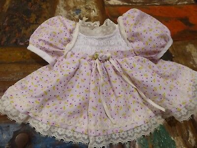 My Child Doll Original Pretty Pink Floral Party Dress