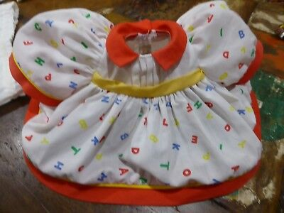 My Child Doll Original Abc Dress Only