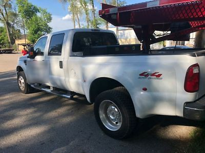 2008 Ford F-450 Lariat 2008 Ford F450 Lariat Dually