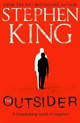 The Outsider: A Novel By Stephen King (New Hardcover Book, 2018)