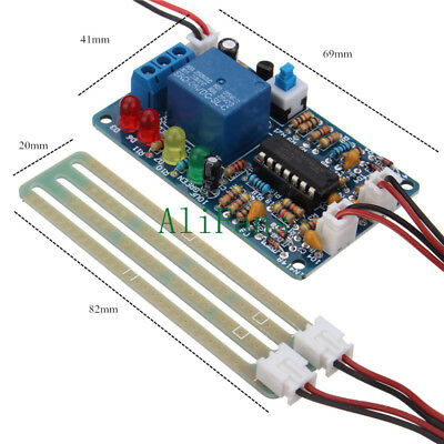 Liquid Level Controller Sensor Module kits Water Level Detection Sensor DIY