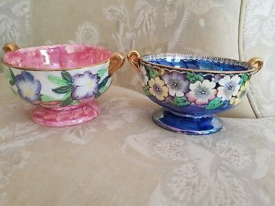 Vintage Maling Ware Bowls, excellent used condition
