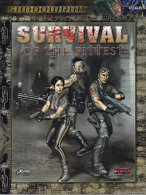 Shadowrun: Survival of the Fittest