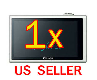 1x Canon PowerShot ELPH 530HS Camera LCD Screen Protector Cover Guard Shield