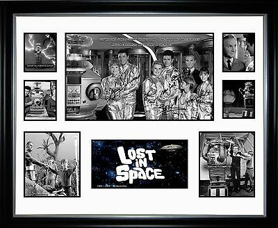 Lost In Space Limited Edition Framed Memorabilia