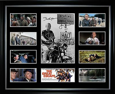 The Great Escape Limited Edition Framed Memorabilia