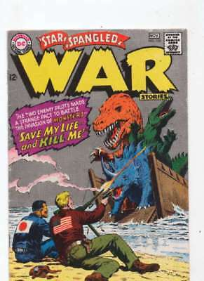 Star Spangled War Stories (1952 series) #135 in Fine + condition. DC comics