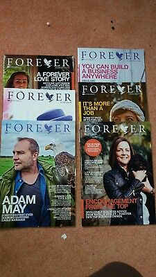 Forever living business magazines back issues bundle