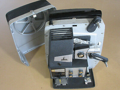 Tower Super Automatic 8mm Projector, No Bulb, Good Condition!