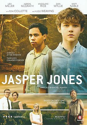 Promotional Movie Flyer - JASPER JONES (2017) ***Hugo Weaving, Toni Collette***