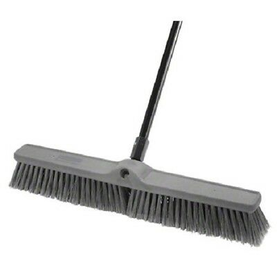 "Blast Small Crap Faster?  RCP1861213  Fine Sweep 24"" Push Broom Head"
