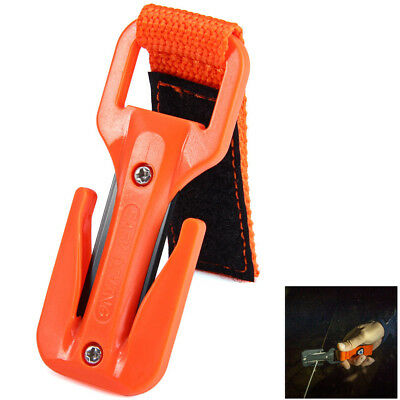 EZDIVE KF-SZ Scuba Diving Knife Line Cutter 2 x Additional Blade Outdoor Tools