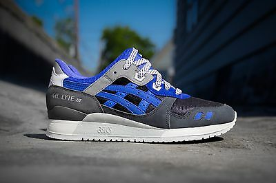 6b935dd6a168 Asics Gel Lyte Iii 3 Alvin 13 Purple Black Grey Reissue Packer Sneaker  Freaker