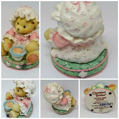 Cherished Teddies Collection - Collector Items - (Set of 6 Figurines)