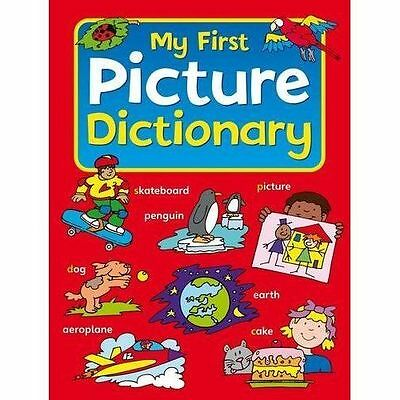 My First Picture Dictionary by Anna Award (Hardback, 2011)