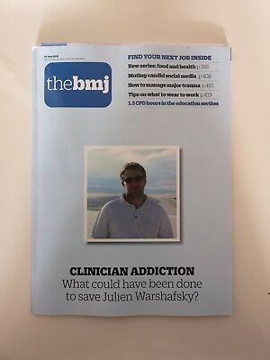 The BMJ Magazine - New - 16th June Issue