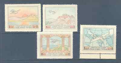 Greece 1926 Patagonia Issue Set Very Fine Mnh