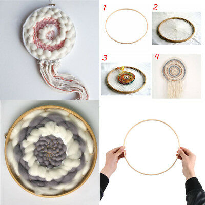 Fashion Handmade DIY Woven Tools Round Knitting Loom Sewing Hanging Decoration