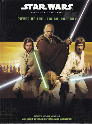 Star Wars Roleplaying Game: Power of the Jedi. Sourcebook